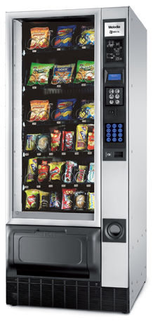snack & drinks vending