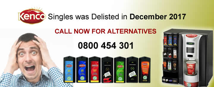 Kenco Machine is now delisted in December 2017, click here for alternatives