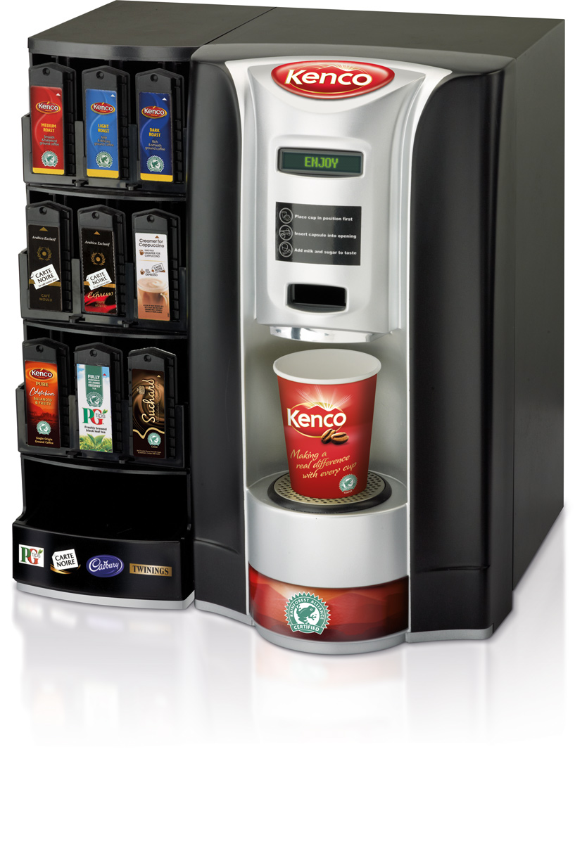 coffee vending machine locations