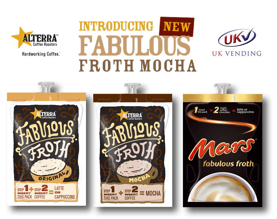 New Alterra Fabulous Froth