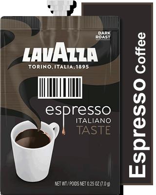 Flavia Lavazza Espresso Italiano Coffee