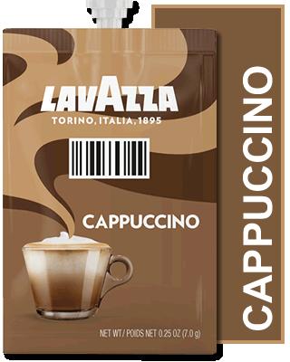 Flavia Lavazza Cappuccino Coffee