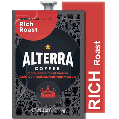 Flavia Rich Roast Alterra Coffee Range